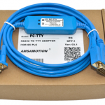 LINK CABLE PC-TTY FOR S5 PLC