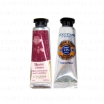 แพคคู่ L'occitane Rose Hand & Foot care for Dry Skin (10mlx2)