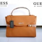 กระเป๋า Guess Handbag Large Classic in Brown 2018 พร้อมส่ง ที่ไทย