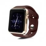 Smart Watch นาฬิกาบลูทูธมีกล้อง ใส่ซิมได้ รุ่น A8 (สี Rose Gold) (รหัส 2FEqC2S)