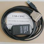 สายลิ้งค์ PLC Omron usb-cif02