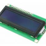 IIC/I2C 1602 Serial Blue Backlight LCD Display
