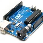 Arduino UNO R3 ฟรีสาย USB