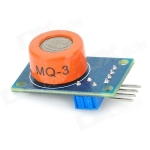 เซนเซอร์แอลกอฮอล์ MQ-3 alcohol sensor Alcohol