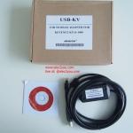 สาย link PLC Keyence ใช้กับรุ่น KV series แบบ USB-KV