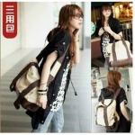 กระเป๋าเป้สไตล์เกาหลี แบบคลาสสิค
