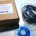 การใช้งานสาย plc mitsubishi fx USB-SC09-FX
