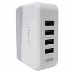 หัวปลั๊ก cheero 4port USB AC ADAPTER