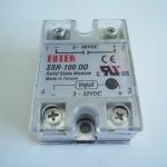 โซลิดสเตตรีเลย์ Solid state relay 100A SSR -100DD