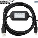 LINK CABLE USB-AW FX3U 3G PLC