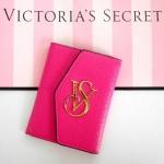 กระเป๋าพาสปอร์ต Victoria's Secret Passport Covers แท้ ใส่เอกสาร บัตร ใส่พาสปอร์ต