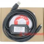 สาย PLC Schneider Modicon TSX/neza/twido PLC TSXPCX3030+