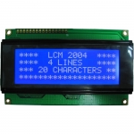 LCD 2004 Module 20x4 + I2C Interface