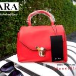 กระเป๋า ZARA CROSSBODY BAG WITH FASTENING DETAIL 2017