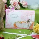 การ์ดแต่งงานสองพับ(75101)