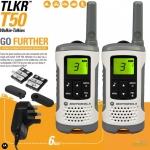 วิทยุสื่อสาร Motorola TLKR T50 .....(คู่ละ)....