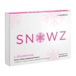 Snowz Gluta สโนวซ์ กลูต้า อาหารเสริมผิวขาวสูตร Power3X