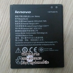 แบตเตอรี่เลอโนโว (Lenovo) A6600 (BL-242)