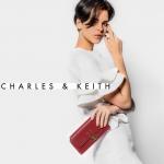 กระเป๋าสตางค์ยาว CHARLES & KEITH TURN-LOCK LONG WALLET CK6-10680526 สายโซ่ สุดเก๋ ชนชอปสิงคโปร์ 2018