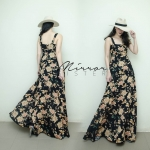 VinTaGE CLaUDiA MaXiDReSS""