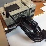 การ Upload และ Download โปรแกรม PLC Mitsubishi