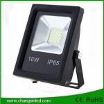 โคมไฟ LED Slim Flood Light Eco Series 10w