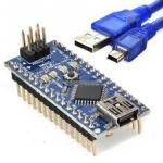 Arduino Nano V3.0 ฟรีสาย USB