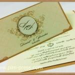 การ์ดแต่งงาน VIP-SCT สองพับ (9-0062,9-0066)