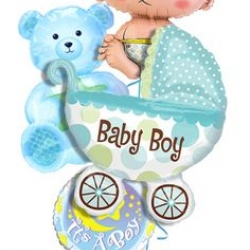 ลูกโป่งแรกเกิด New Born BN 148