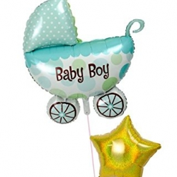 ลูกโป่งแรกเกิด New Born BN 124