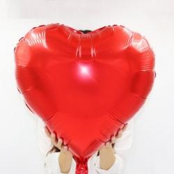 ลูกโป่งรูปหัวใจ 24 นิ้ว
