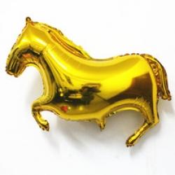 ลูกโป่งม้าสีทอง