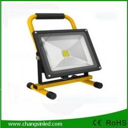 โคมไฟเอนกประสงค์ Floodlight rechargeable 50w