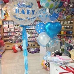 ลูกโป่งแรกเกิด New Born BN 149