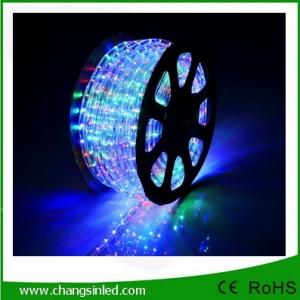 ไฟเส้น LED Rope Light 36 leds แบบกลม 3 แกน RGB
