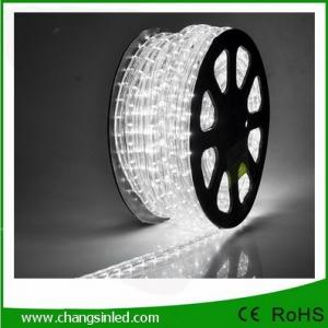 ไฟยาง LED Rope Light 36 leds แบบกลม 3 แกน แสง White