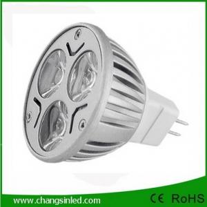 LED MR16 Spotlamp 3x1W