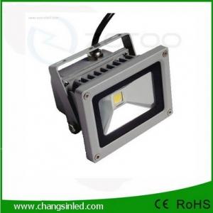 ไฟ LED Flood light DC12V 10W ใช้สำหรับโซล่าเซลล์