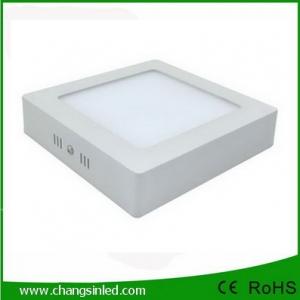 โคมไฟ LED ติดเพดาน Surface Mounted Panel Light 6w เหลี่ยม