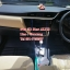 พรมพื้นรถยนต์ 5D พรม 5D Toyota ALTIS 2014 2017 เเบบ ปั้ม thumbnail 30