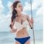 SM-V1-227 ชุดว่ายน้ำแฟชั่น คนอ้วน เด็ก ดารา thumbnail 2