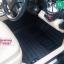 พรมปูพื้นรถยนต์ 5D เข้ารูป Honda CRV G5 2017 สีดำ thumbnail 1