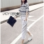 Lady Leslie Lace Embroidered Jersey and grey Culottes Set L266-79C03 thumbnail 5