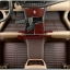 พรมปูพื้นรถยนต์ 5D เข้ารูป Honda BRV สีน้ำตาล thumbnail 9