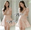 DR-LR-082 Lady Rosy Beautiful Sweet Elegant Dress thumbnail 5