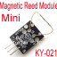 Mini magnetic reed modules KY-021 thumbnail 1