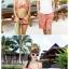 SM-V1-255 ชุดว่ายน้ำแฟชั่น คนอ้วน เด็ก ดารา thumbnail 2