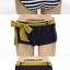 SM-V1-258 ชุดว่ายน้ำแฟชั่น คนอ้วน เด็ก ดารา thumbnail 3