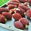 (Whole 1 oz) ข้าวโพดสตรอเบอรี่ - Red Strawberry Corn thumbnail 1