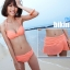 SM-V1-250 ชุดว่ายน้ำแฟชั่น คนอ้วน เด็ก ดารา thumbnail 5